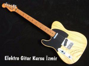 Elektro Gitar Kursu İzmir