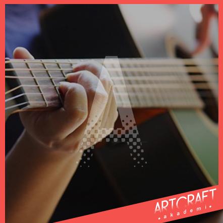 Gitar Kursu İzmir Gaziemir