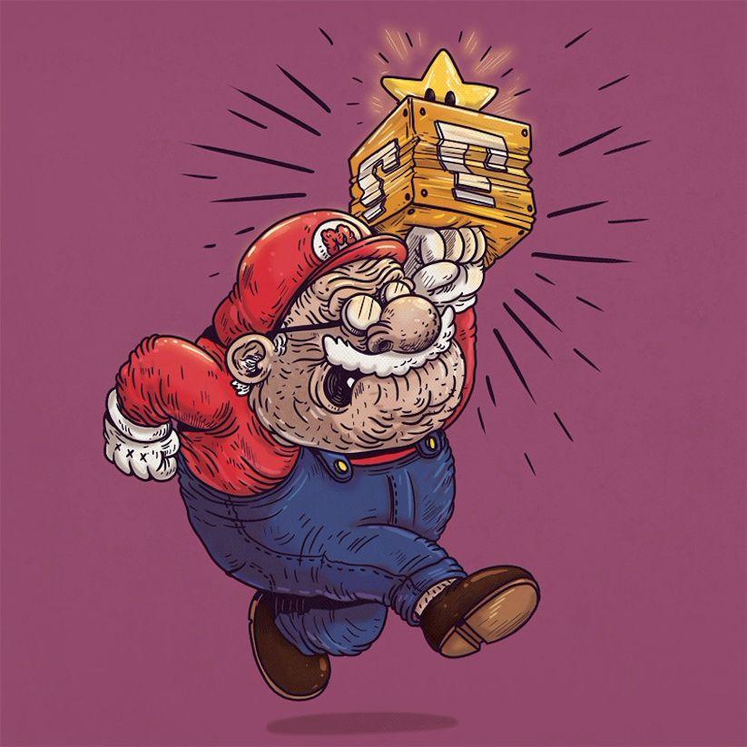 Yaşlı Mario