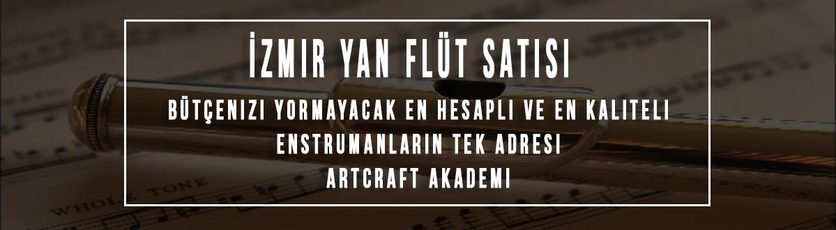 İzmir yan flüt satışı