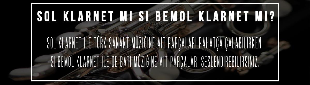 klarnet türleri hakkında bilgi