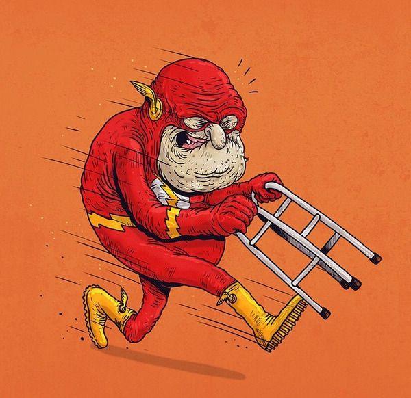 Yaşlı Flash