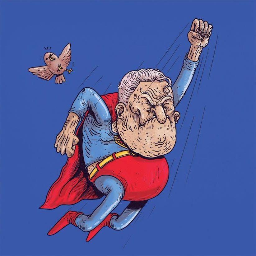 Yaşlı Superman