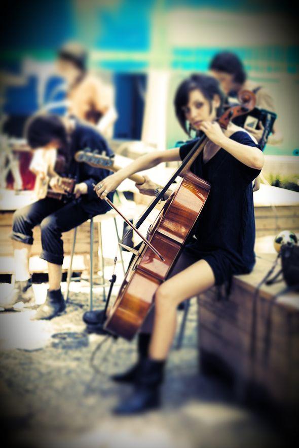 Çello ve Gitar