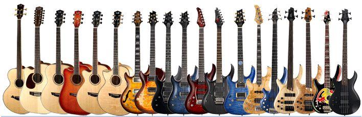 En İyi Gitarlar