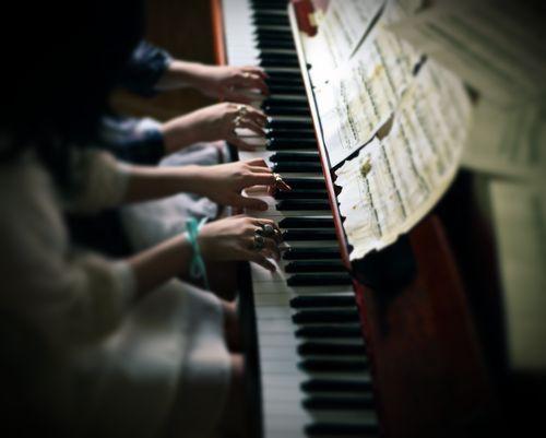 Piyano Çalmak