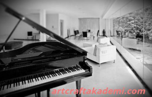 Piyano resmi