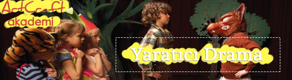 Yaratıcı Drama Çocuk Performansı