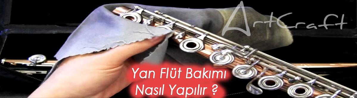 İzmir Yan Flüt Bakımı