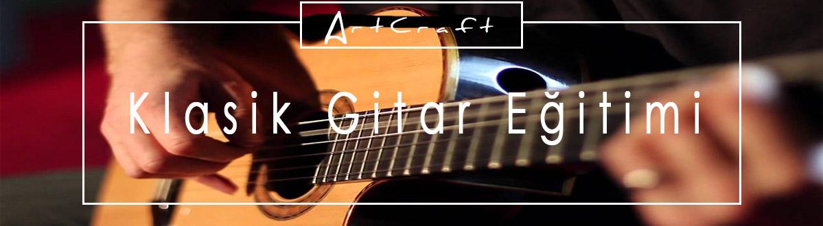 klasik gitar eğitimi İzmir Gaziemir