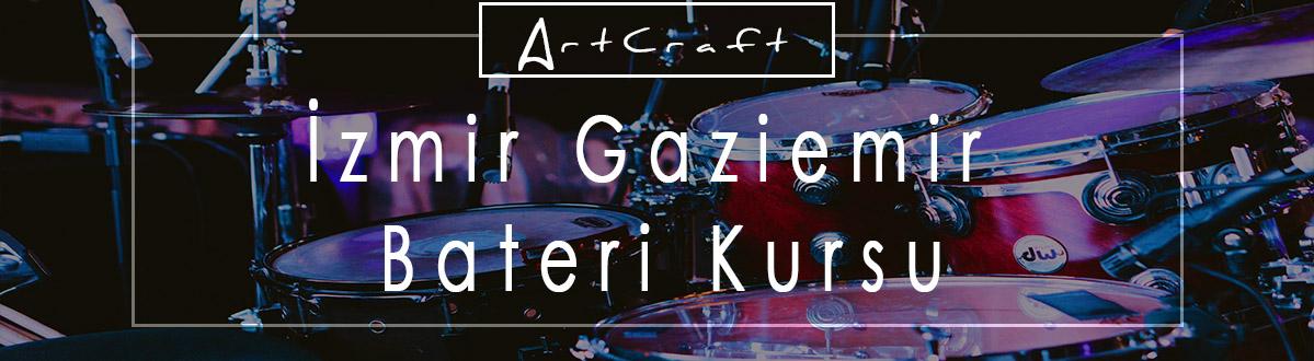 bateri kursu İzmir Gaziemir