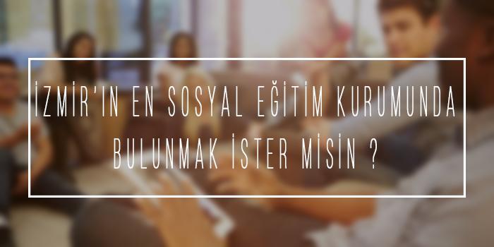 İzmir Gaziemir Sosyal Yerler