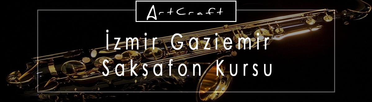 saksafon kursu İzmir Gaziemir