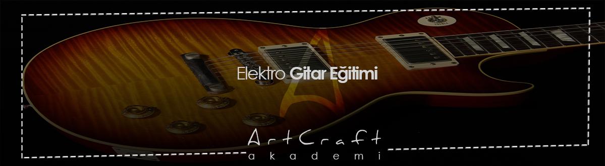 Elektro gitar kursu