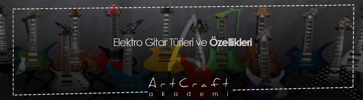 elektro gitar türleri ve özellikleri